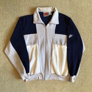Vintage Nike Grey Tag Jacket. Men's Small